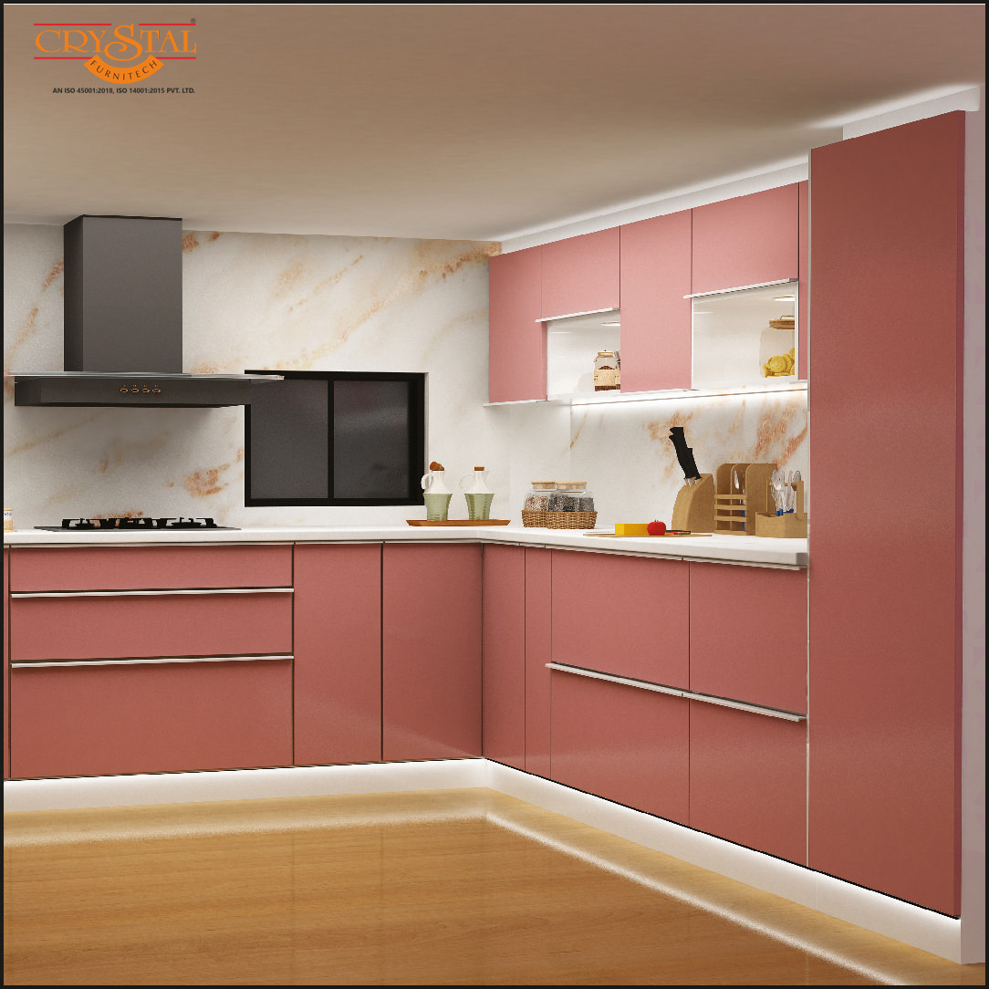 Modular Solutions for Small Kitchen